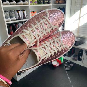 Glitter Keds. 8.5 No Box. Brand new